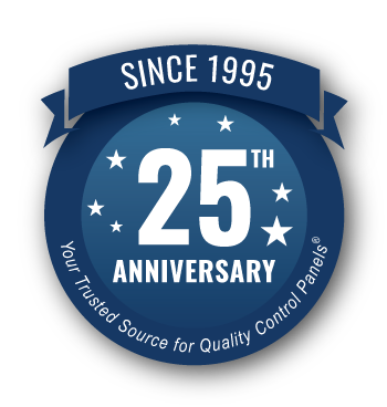 25th Anniversary Badge - See Water, Inc.