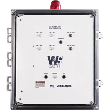 Single Phase Duplex Demand WD1P-4