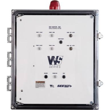Three Phase Duplex Demand WD3P-4
