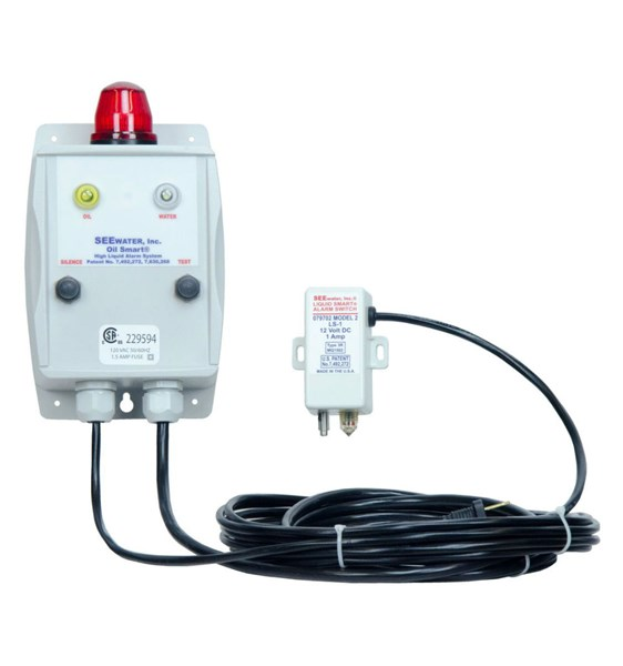 Oil Smart® High Liquid Alarm OSA-05