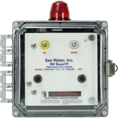 Oil Smart® High Liquid Alarm OSA-06