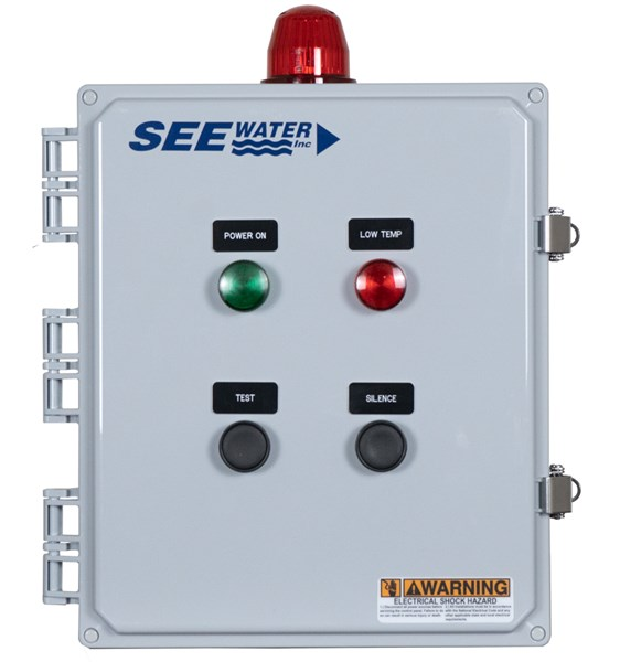 Knight Series® FC-40 Level and Temperature Alarm System